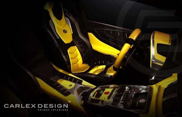 Carlex Design Lamborghini Aventador Anniversario 04