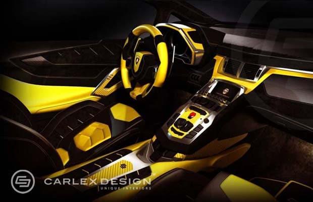 Carlex Design Lamborghini Aventador Anniversario 05