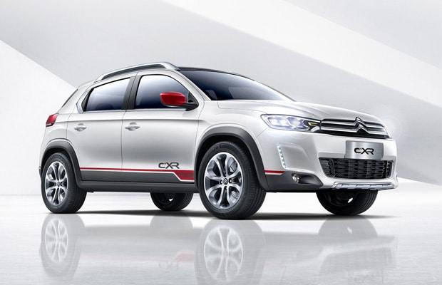 Citroën C-XR Concept  - 01