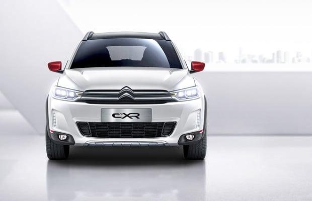Citroën C-XR Concept  - 03