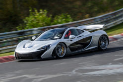 Video: McLaren P1™ vs. the Nürburgring-Nordschleife