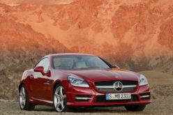 Mercedes SLK Plug-in hibrid 2018 sa pogonom na sve točkove