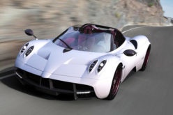 Pagani priprema Huayra Roadster model