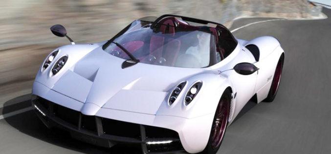 Pagani priprema Huayra Roadster model