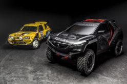 Peugeot 2008 DKR koncept