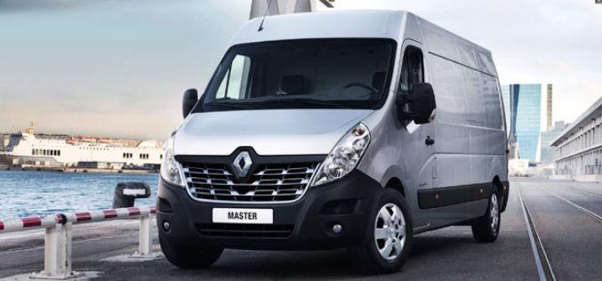 Novi Renault Master