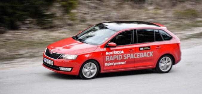 Test: Škoda Rapid Spaceback 1.2 TSI Elegance – Kompakt u formi karavana