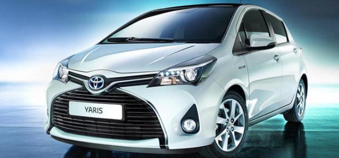 Toyota predstavila osveženje za Yaris model