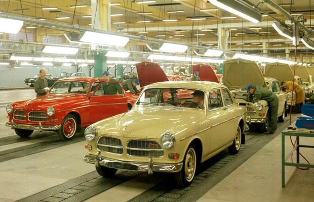 Volvo Car Torslanda slavi 50 godina 3