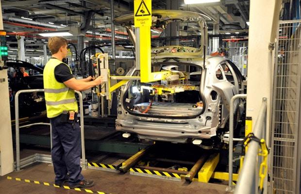 Volvo Car Torslanda slavi 50 godina 4