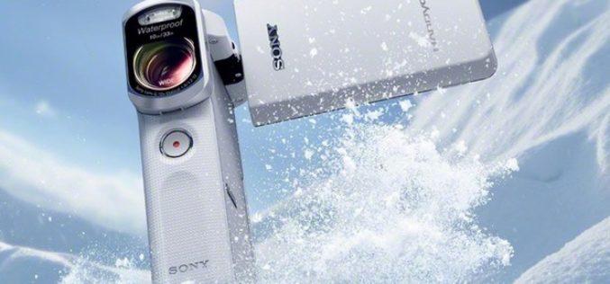 Techno stuff – SONY vodootporna kamera