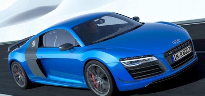 Predstavljen Audi R8 LMX laserskim svjetlima