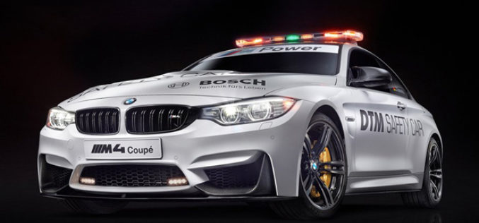 Predstavljen BMW M4 Coupe DTM Safety Car