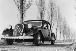 Citroën Traction Avant obilježava osamdeset godina