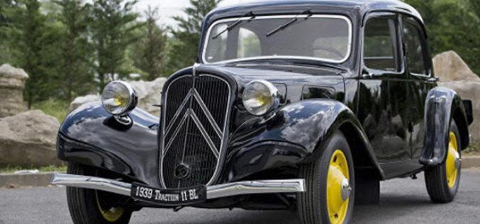 Citroen slavi 80 godina Traction Avant modela