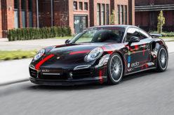 Edo Competition Porsche 911 Turbo S sa 590 KS