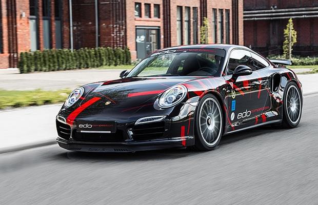 Edo Competition Porsche 911 Turbo S sa 590 KS - 01