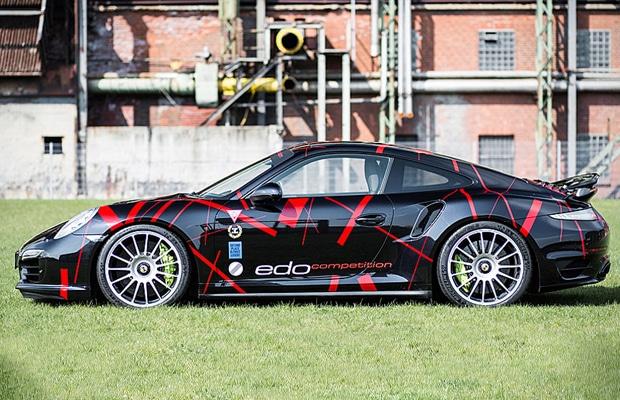 Edo Competition Porsche 911 Turbo S sa 590 KS - 02