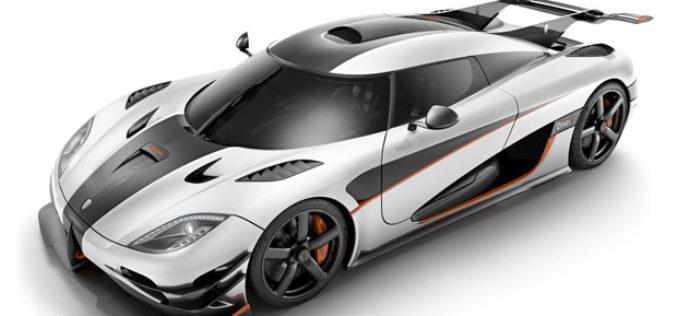 Koenigsegg Agera One:1 – Sa 1000 kW snage!