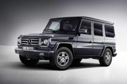 Novi facelift za Mercedes G klasu stiže za tri godine