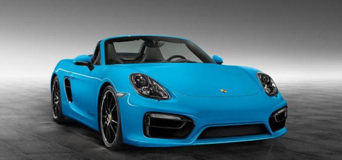 Predstavljen Porsche Exclusive Boxster S model