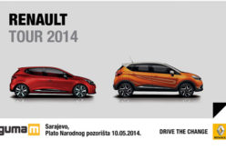 Počinje Renault tour u BiH