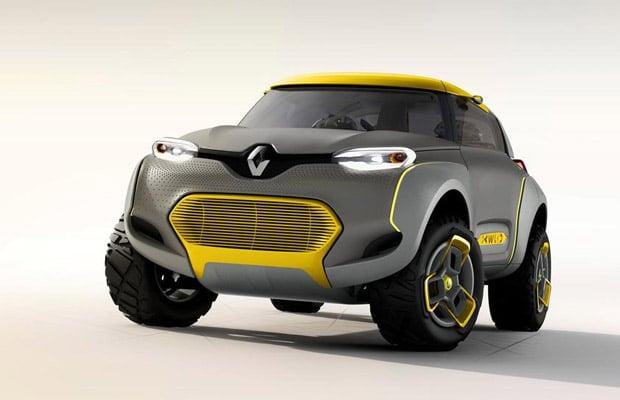 Renault Kwid koncept - 01