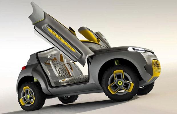 Renault Kwid koncept - 02