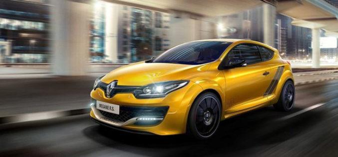 Renault Megane 275 Trophy novi rekorder Nürburgringa?