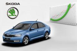Češka Škoda nastavlja bilježiti prodajne rekorde