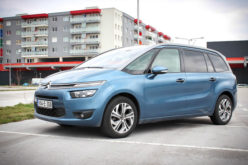 Test: Citroën C4 Grand Picasso 1.6 HDi – Prostranost sa stilom
