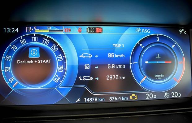 Test Citroen C4 Grand Picasso 1.6 hdi - 06