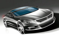 Novi Volkswagen CC u fazi razvoja