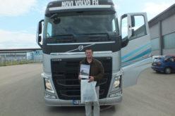 Vozač kompanije Gillete ponovio na Volvo The Drivers' Fuel Challenge