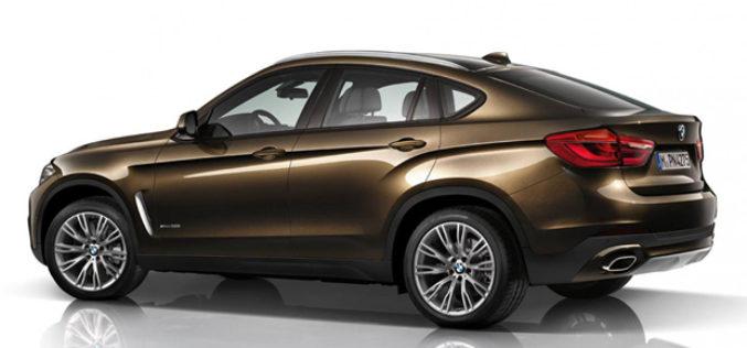 Predstavljen novi BMW X6 Individual model
