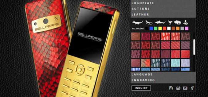 Bellperre luksuzni mobiteli