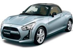 Daihatsu Copen – Novi jednostavni dvosjed