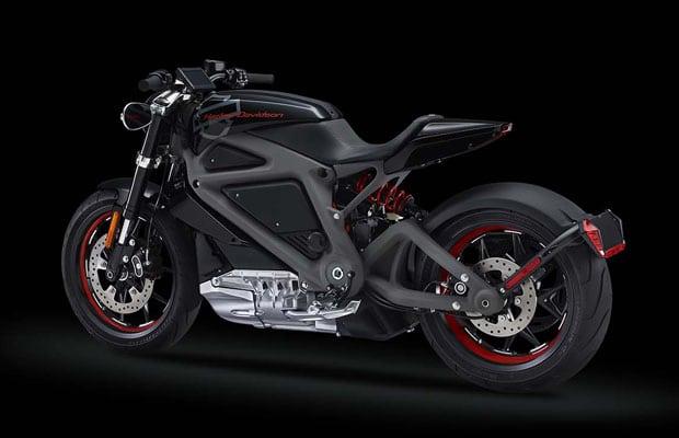 Harley-Davidson Livewire 05