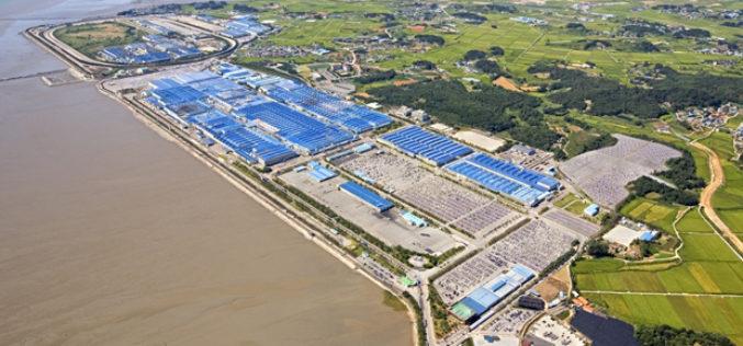 Kia poboljšala ekološku održivost u svojim korejskih fabrikama