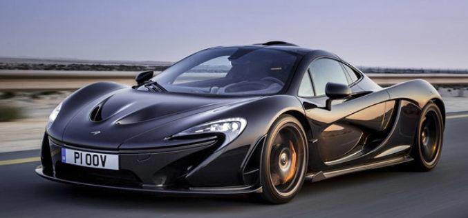 McLaren najavio predstavljanje trkaće verzije P1 modela