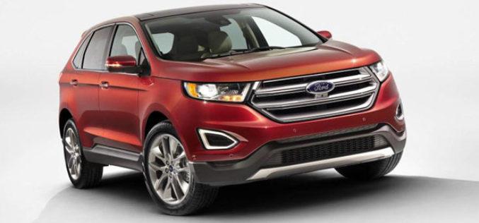 Ford predstavio Edge za evropsko tržište