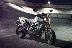 Predstavljena nova Yamaha MT-09 Street Tracker