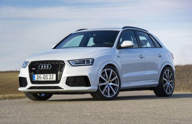 Audi MTM RSQ3 f