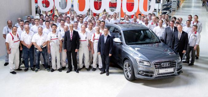 Audi proizveo 6 miliona vozila sa Quattro pogonom