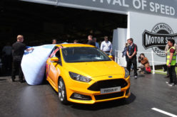 Novi Ford Focus ST – Predstavljen na Goodwood Festival of Speed 2014.