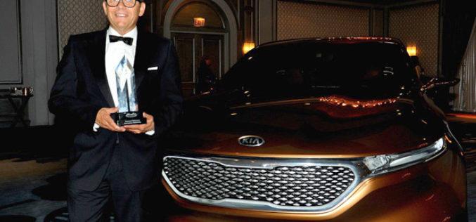 Kijin glavni dizajner Peter Schreyer dobio nagradu za životno djelo
