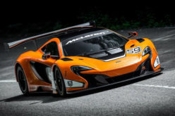 McLaren 650S GT3 zvanično predstavljen na Goodwood festivalu