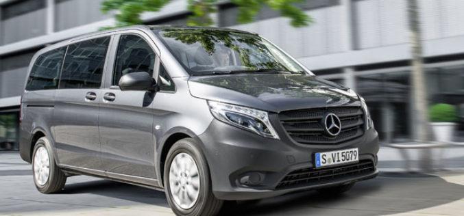 Predstavljen novi Mercedes-Benz Vito