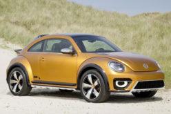 Volkswagen Beetle Dune u prodaji od 2016. godine