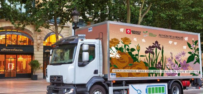 Električni Renault Truck D